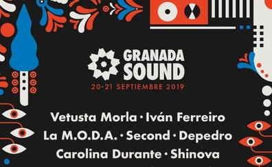Iván Ferreiro, Shinova, Boza y Alice Wonder se suman al Granada Sound 2019