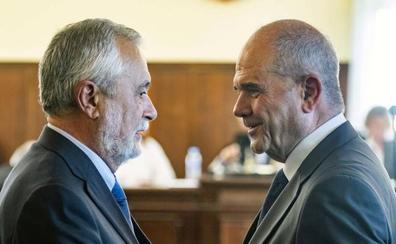 Visto para sentencia el juicio por la pieza política de los ERE tras un año de sesiones