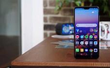 Huawei P20 Pro en oferta en Amazon