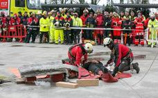 La Chana acoge mañana un simulacro de seísmo para probar a los rescatadores