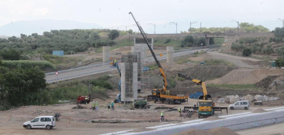Jaén esquiva 'in extremis' el corte que iba a dejarla aislada por tren durante meses