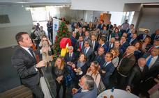 Cuerva subraya la unión empresarial como muestra de «cambio en la provincia»