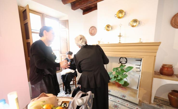 Un recorrido por la casa de Bernarda Alba