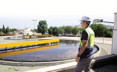 37,9 millones de euros para mejorar la red de saneamiento del área metropolitana de Granada