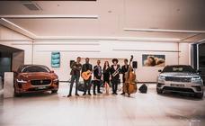 Así es la nueva casa de Jaguar y Land Rover en Granada