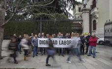 Avalancha de bajas médicas de funcionarios en la cárcel de Albolote en apenas 48 horas