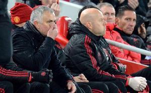 El Manchester United anuncia el adiós de José Mourinho
