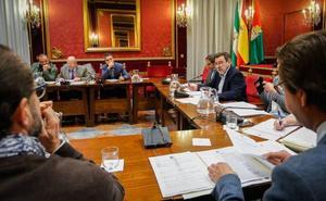Los grupos de la oposición plantean condiciones al anteproyecto de presupuesto y contra la subida de impuestos