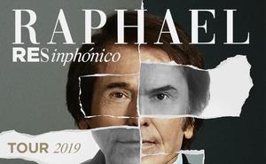 Raphael vuelve a Linares con su Tour RESimphónico