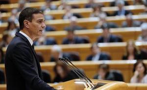 Sánchez anuncia la aprobación de la subida del 2,25% del sueldo de los funcionarios