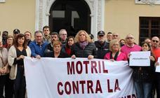 Motril muestra su dolor y condena por el asesinato de Laura Luelmo