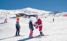 Estas son las actividades de Sierra Nevada en Navidad para niños y familias