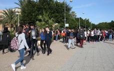 La Universidad de Almería aprueba unos presupuestos con un aumento de un 5%