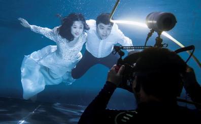 Locura en China por celebrar la boda más extravagante