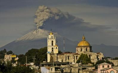 Las explosiones de este colosal volcán tiene a México en alerta
