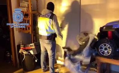 Cuatro detenidos por la desaparición de un hombre en Granada motivada por un ajuste de cuentas