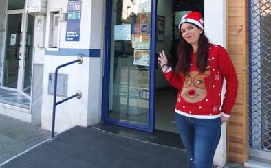 Un quinto del Sorteo de Navidad reparte 30.000 euros en Tíjola, Pulpí y la capital