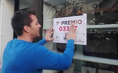 El Gordo de la Lotería de Navidad va para Almería y Vícar