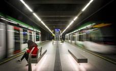 Cambio importante en el horario del metro de Granada para Nochebuena