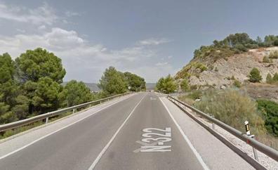 Mueren dos jóvenes de 18 y 20 años en un accidente en Puente de Génave