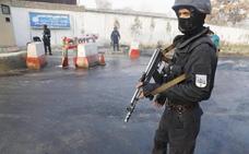 Al menos 48 muertos en un ataque a un complejo gubernamental en Kabul