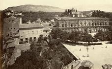 El Palacio de Carlos V se termina y toma vida un siglo después