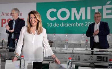 Susana Díaz sugiere que debería aplicarse el 155 en Cataluña