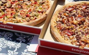 El 'chollo' de Telepizza que no te puedes perder esta Navidad