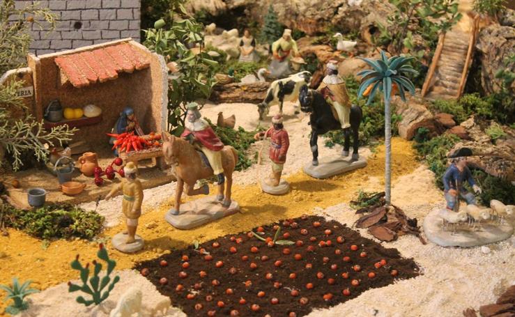 La tradición de las 'figuritas'