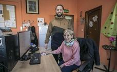 'Cuento de Navidad' en Granada: «Una madre de Burgos me pidió un taxi para que despertara a su hijo»