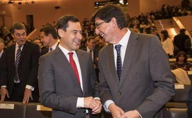 PP y Cs diseñan un programa de gobierno para un cambio tranquilo en Andalucía