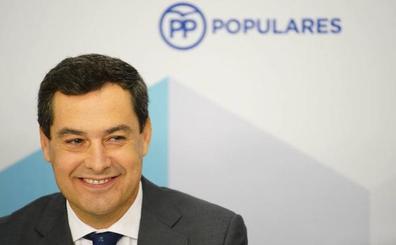 Juanma Moreno será presidente de Andalucía a mediados de enero