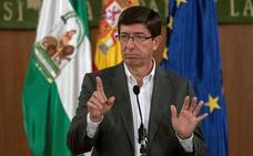 Marín defiende que todos los grupos tengan «voz y voto» en la Mesa del Parlamento de Andalucía