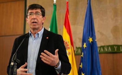 Marín sugiere que Moreno será el presidente de la Junta