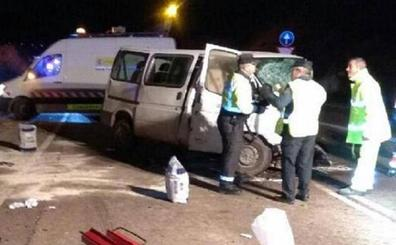 Torres de Albanchez despide a los dos jóvenes fallecidos en el accidente de tráfico de Puente de Génave