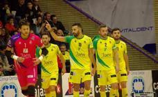 El Jaén FS ya calienta para 2019