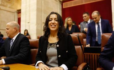 Así ha sido la constitución del Parlamento andaluz