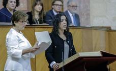Marta Bosquet pide respeto a todos los grupos porque reflejan la voluntad de los andaluces