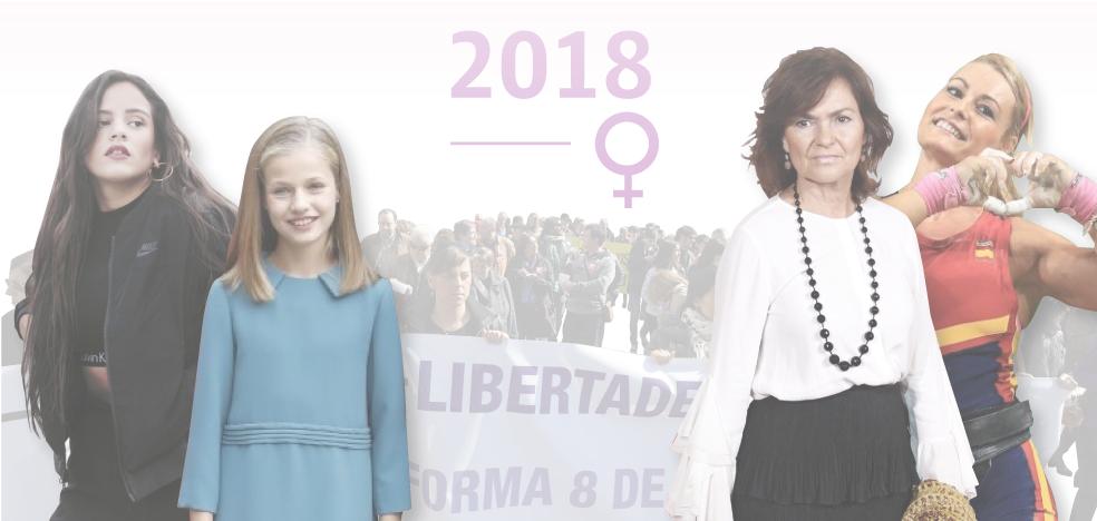 El año de las mujeres