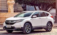 Honda CR-V Hybrid, eficiencia máxima