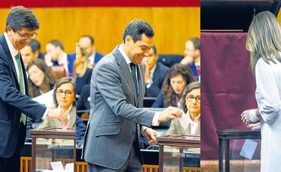 El Parlamento se da la vuelta