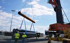 El tráfico de mercancías por el puerto de Almería crecen más del 17% hasta el mes de noviembre
