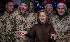 Alemania estudia reclutar para el Ejército a ciudadanos de otros países comunitarios
