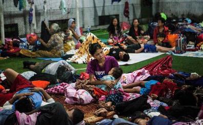 Indonesia rebaja a 426 el número de muertos por el tsunami del sábado 22