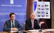 Gabriel Amat preside hoy su último pleno al frente de la Diputación