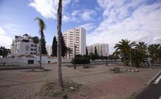Vecinos de Salobreña exigen que se actúe en la zona del paseo todo el año
