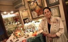 «Soy el espíritu navideño que anda por Granada y se adueña de todos»