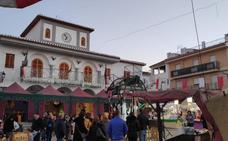 Las Gabias acoge el único mercado hebreo navideño de toda la provincia de Granada