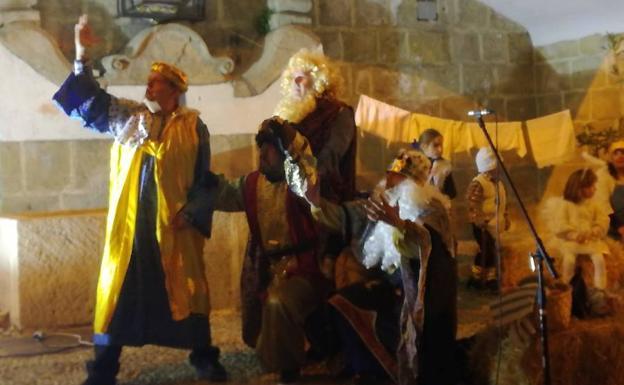 El cuarto Rey Mago visita Íllora   Ideal