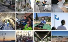 Los 12 propósitos de la provincia de Granada para 2019